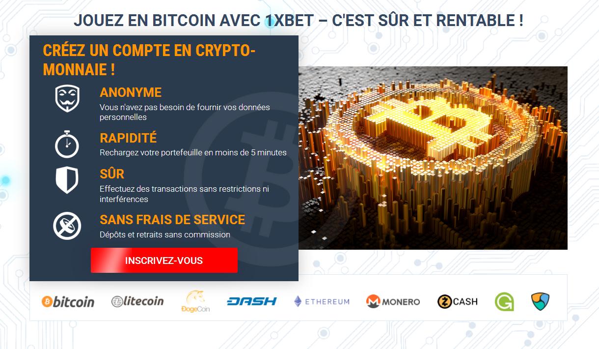 Compte Crypto